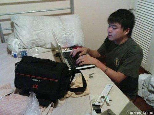c blogging