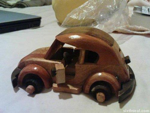 c car