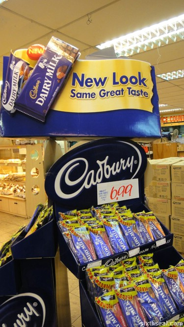 cadbury new
