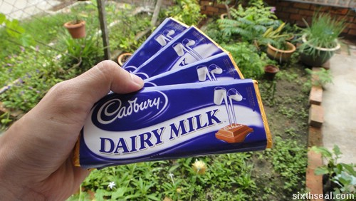 cadbury old