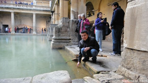 roman bath