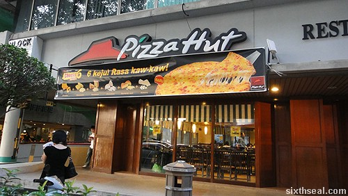 pizza hut pbd