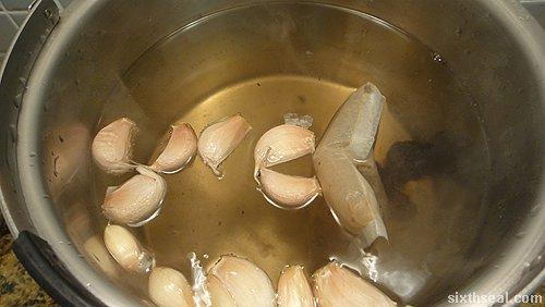 bak kut teh soup