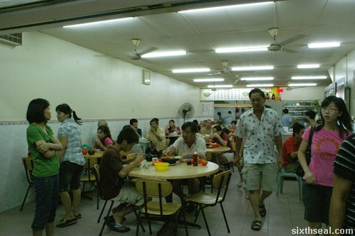 chuan kee crowd