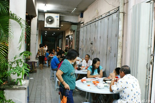 chuan kee line
