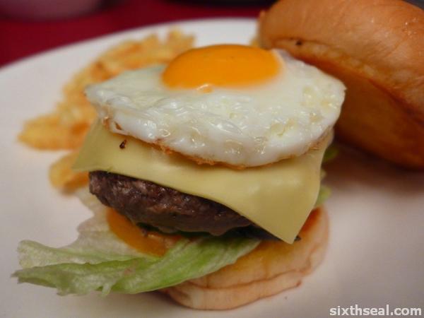 burger sibu
