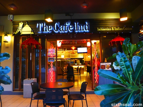 cafe ind