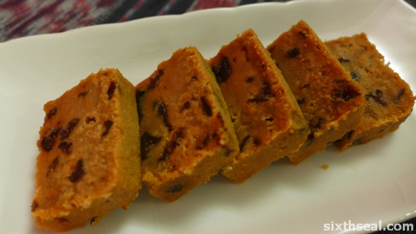 cny fruit cake