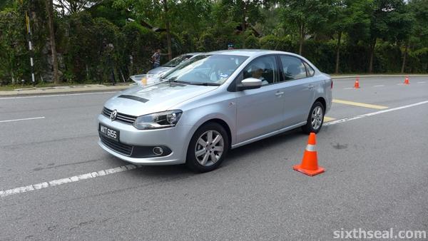 driving challenge