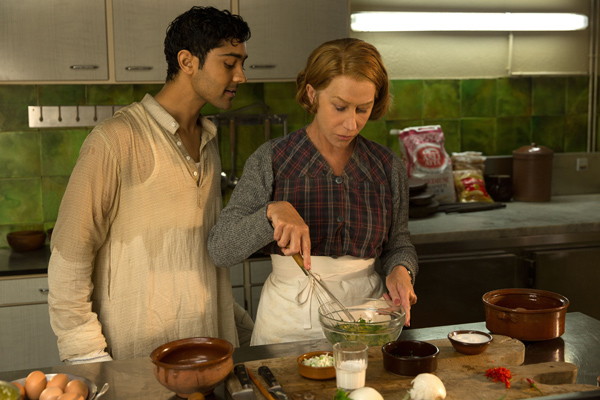 hundred foot journey scenes