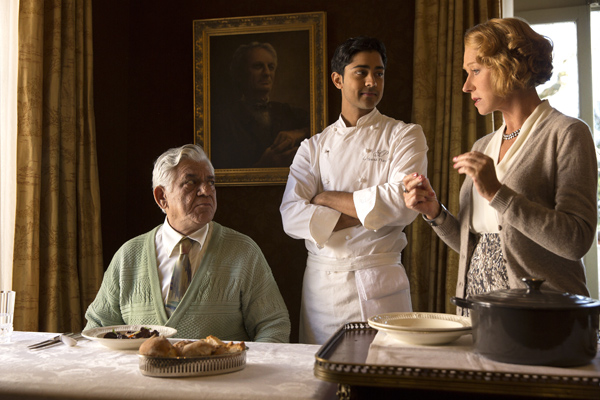 hundred foot journey stills