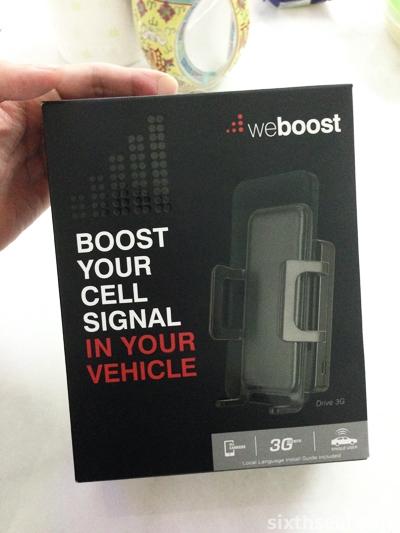 weBoost 3G