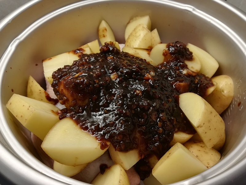 Chicken Pongteh