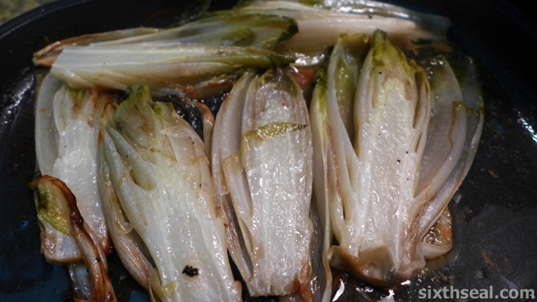 braising endives
