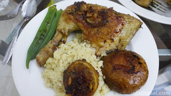 chicken couscous rice