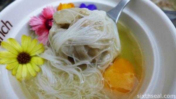 pig noodles carb