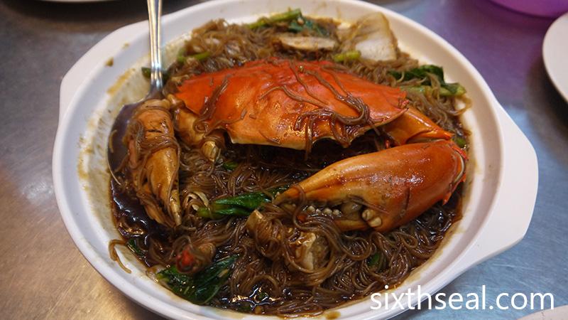 Crab Bihun