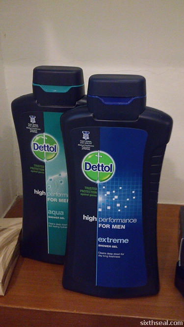 dettol high performance men