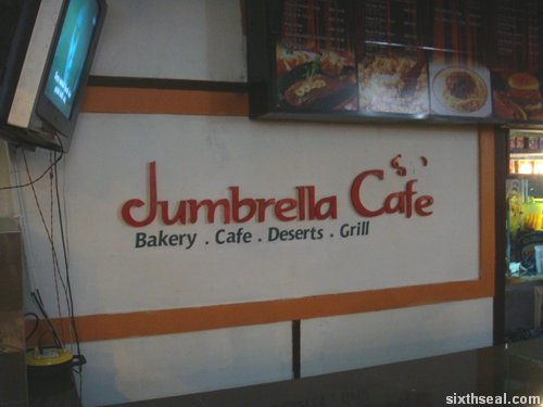 dumbrella cafe