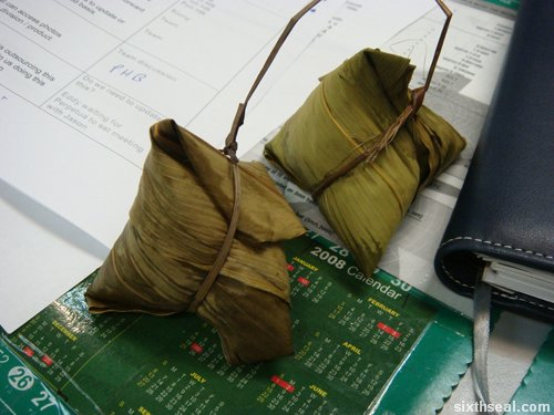 dumpling work