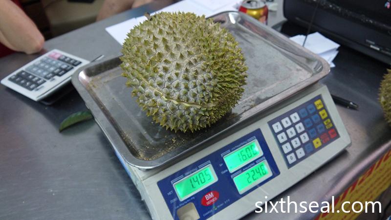 Durian D18