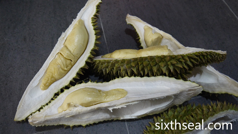 Five Finger Durian