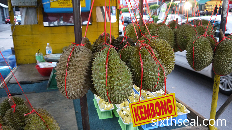 Kembong Durians