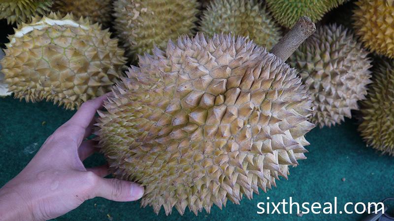RM10 Durian