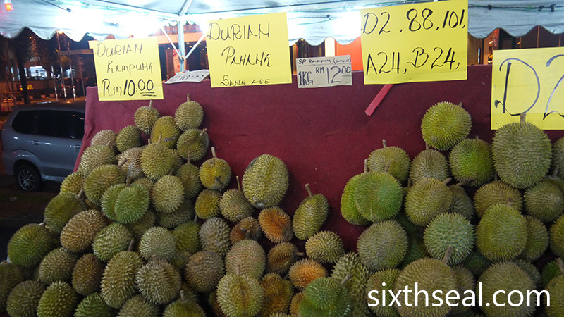 Sang Lee Durian