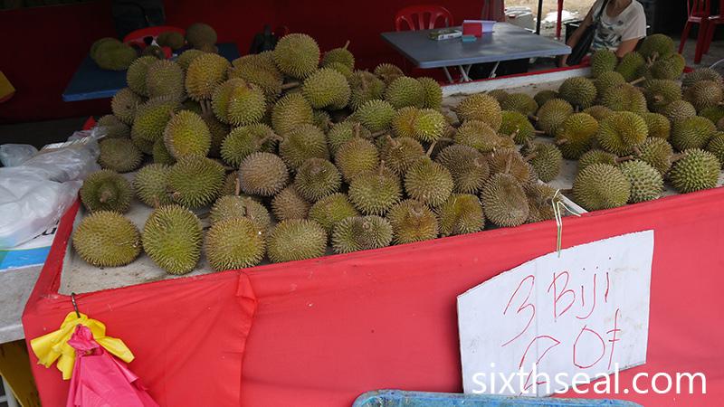 Super D24 Durian
