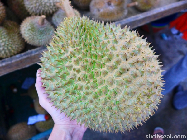 durian heart