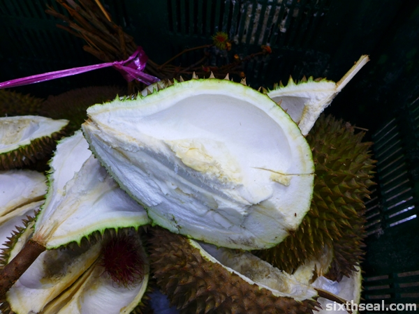 durian jantung outer