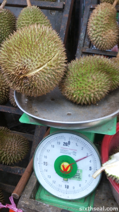 durian xo