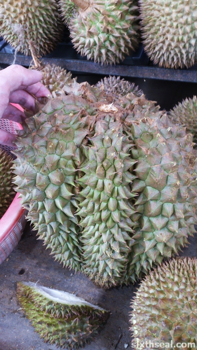 five star durian