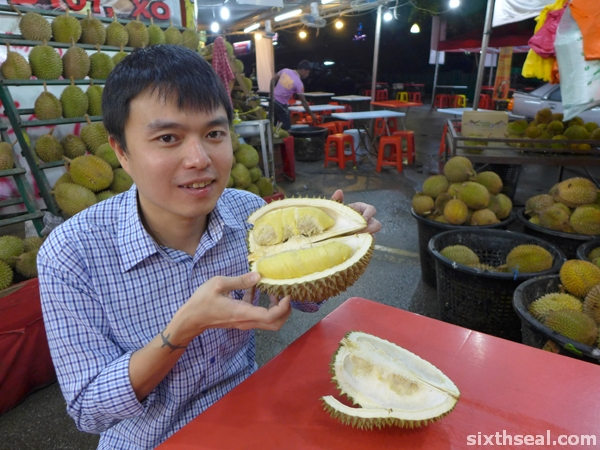 kanyao durian