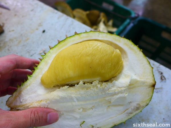 two seed durian