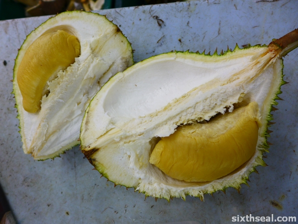 unique durian