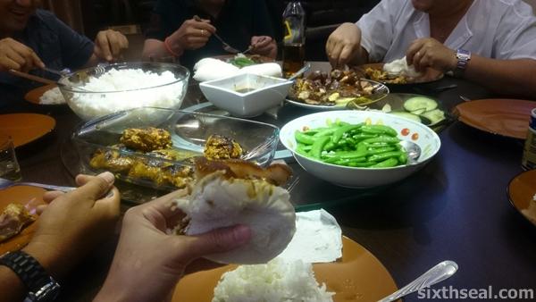 Eddy Dinner