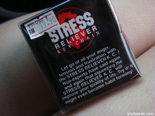stress back