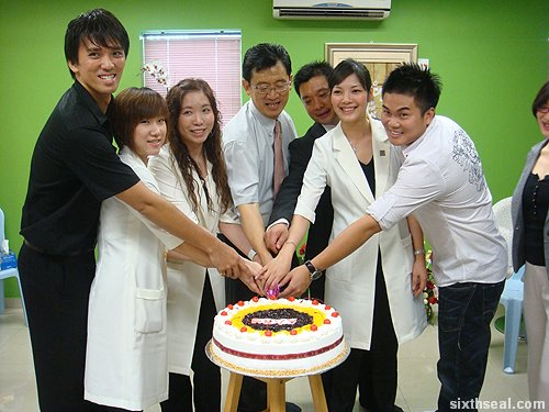 envy cake cutting