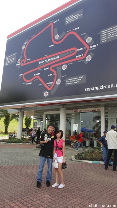 f1 sepang