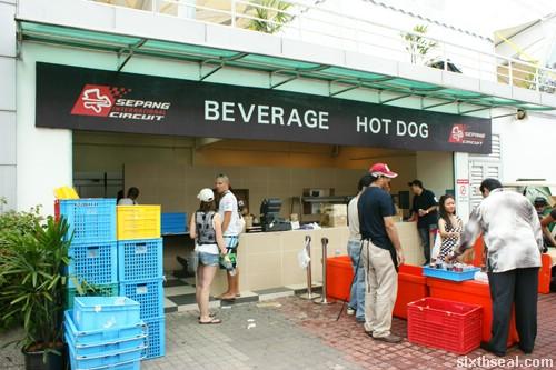 sepang food stalls