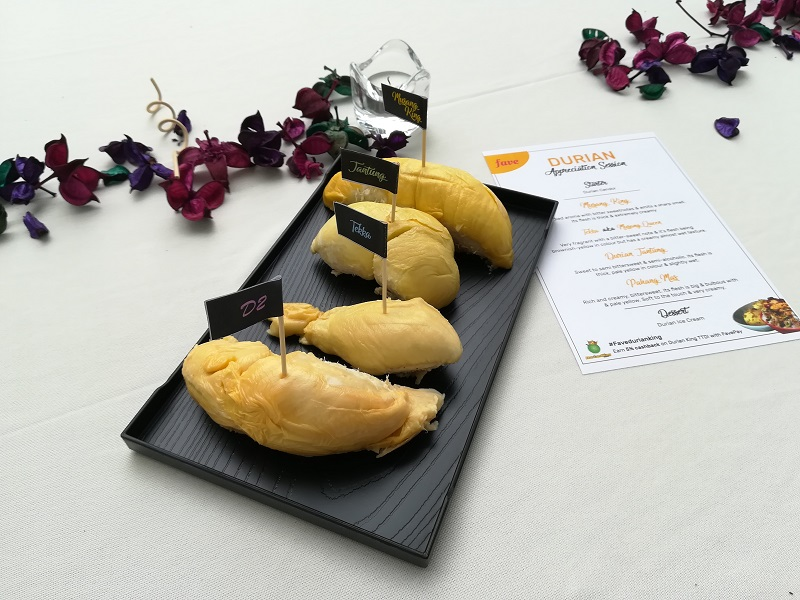 Durian-Sampler
