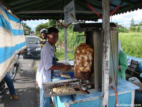 ferry kebab