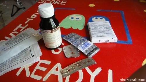 flu meds