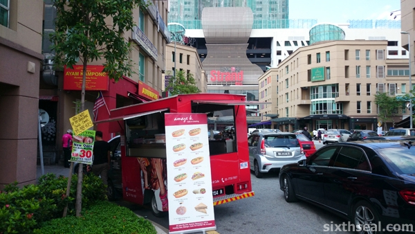 Amaze K Food Truck