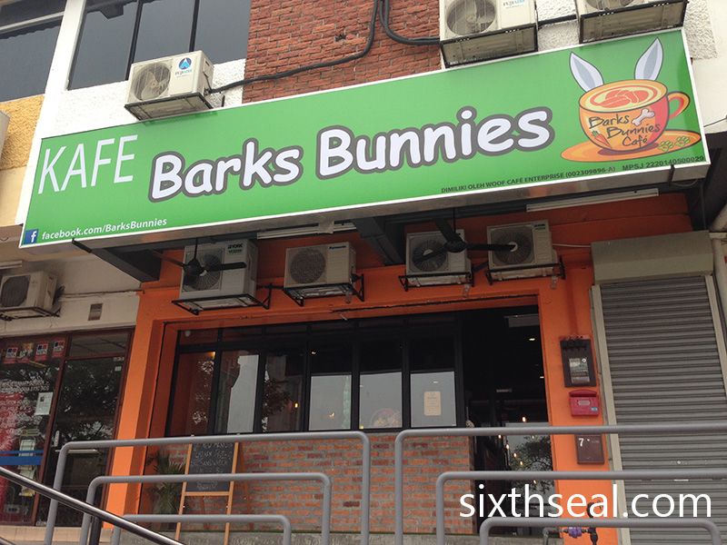 Barks Bunnies Cafe