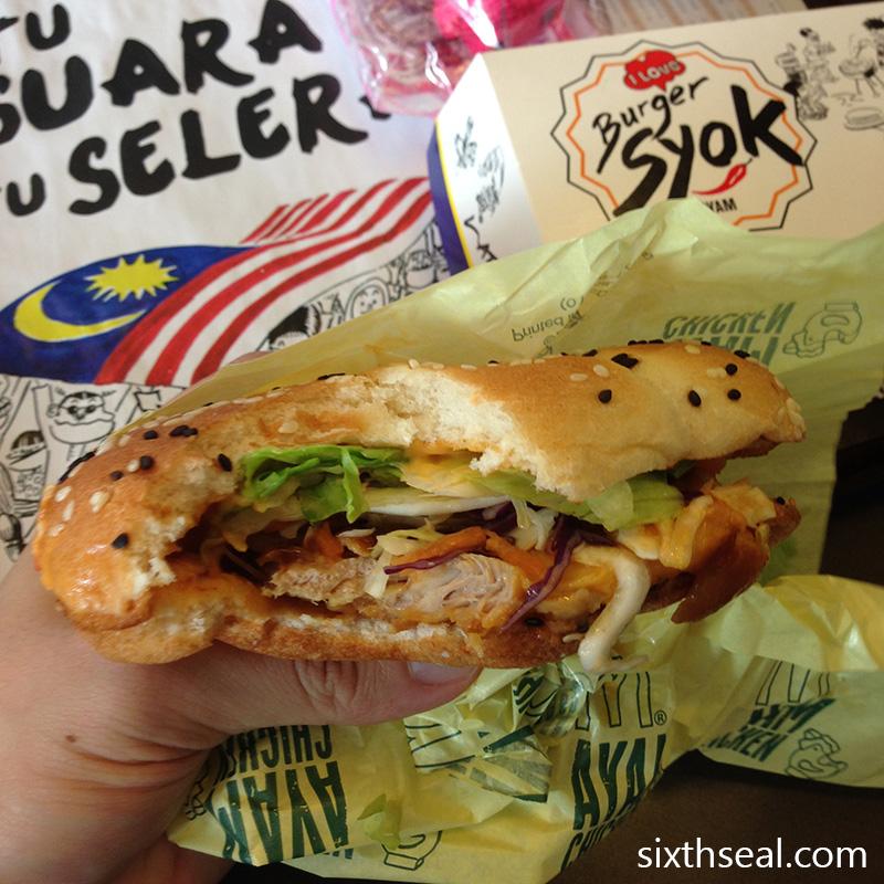 Burger Syok