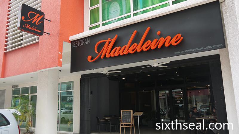 Café Madeleine Bistro