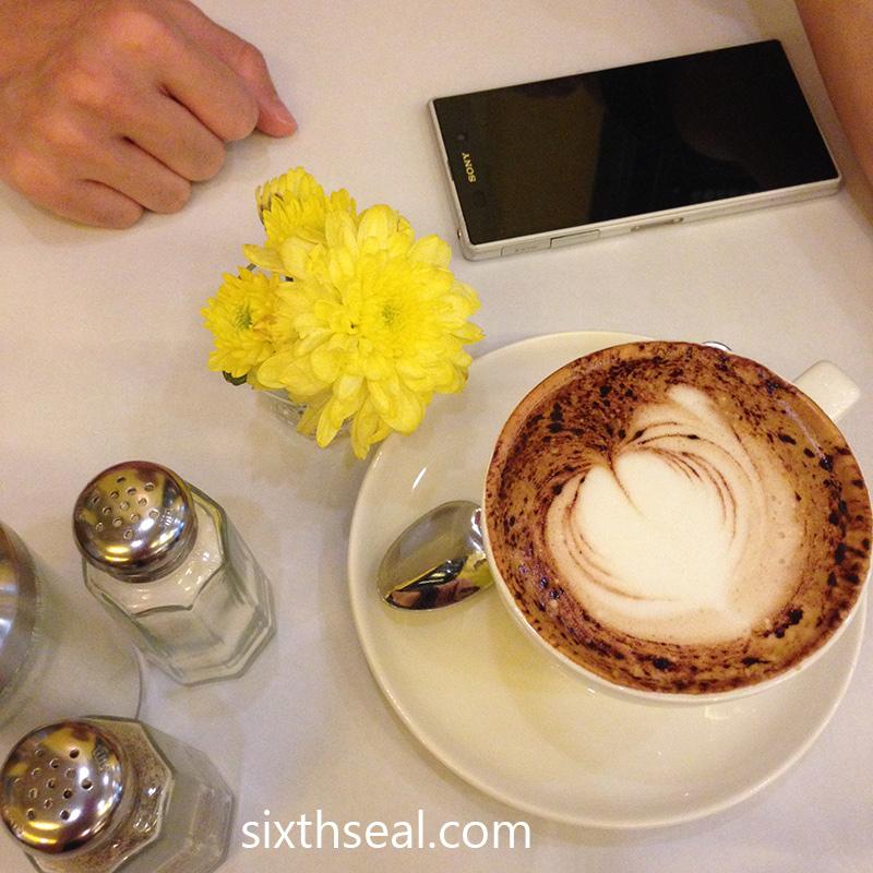 Caffe Vergnano Cappuccino
